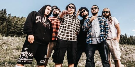 Tribal Seeds w/ KBong and The Expanders at THE BLACK SHEEP tickets