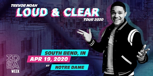 Trevor Noah - Loud & Clear Tour