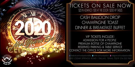 New Year's Eve - Round-Up Saloon Style tickets