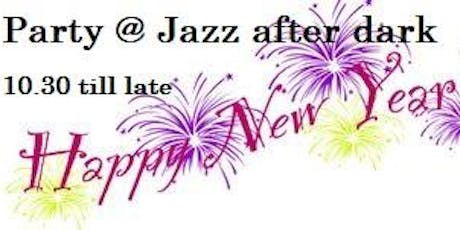 New Years Eve Celebrations till the early hours, chill out till late tickets
