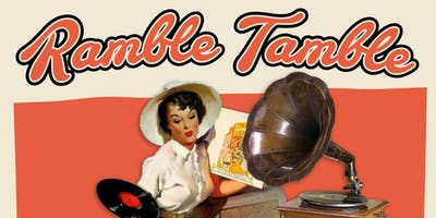 Ramble Tamble with DJ Lisa Schaffer and special guest DJ Losamatic