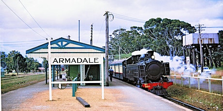 Memories of the Armadale Line tickets