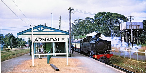 Memories of the Armadale Line