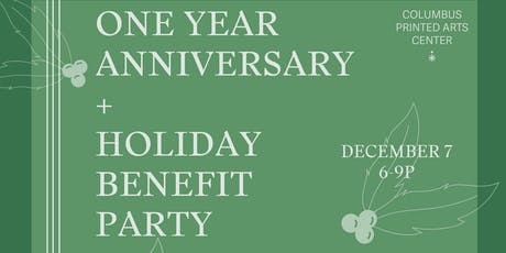 One Year Anniversary + Holiday Benefit Party tickets