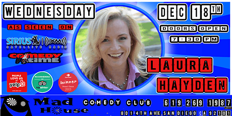 Richard Chassler as seen on Man Up Stand Up and Laura Hayden Comedy Time TV tickets