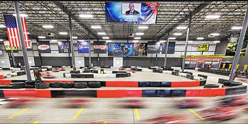 IFMA Central Iowa February Social at Pole Position Raceway