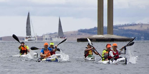 15K Two Bridges Race for Paddlers 2020