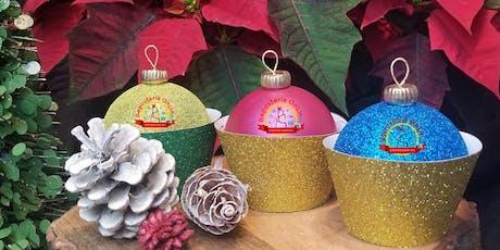 Taller Presencial - Cupcakes de Navidad entradas