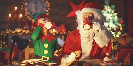 Brunch with Santa! tickets