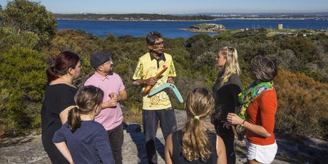 La Perouse Discovery Cultural Tour  tickets