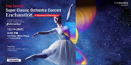 """Free Super Classic Winter Orchestra Concert """"Enchanting"""" tickets"""