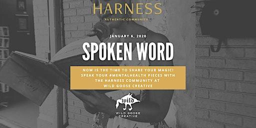 Harness Spoken Word: Mental Health