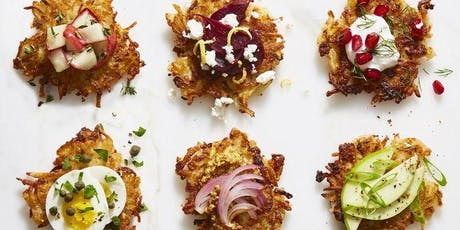 Latke & Lights - Club Z's Hanukkah Party ! tickets