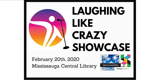 Laughing Like Crazy Comedy Showcase