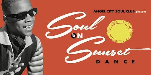 "Angel City Soul Club presents: ""Soul on Sunset"""
