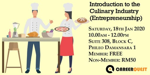 Introduction to the Culinary Industry (Entrepreneurship)
