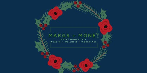 Margs + Money's Holiday Wreath-Making Party!