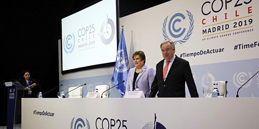 Deciphering the UN climate talks in Madrid