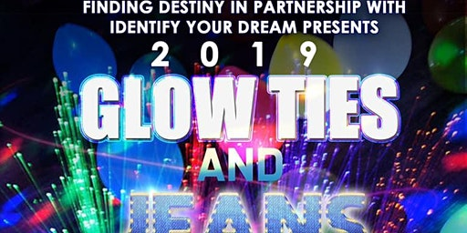 Glow Ties and Jeans Noon Year's Eve