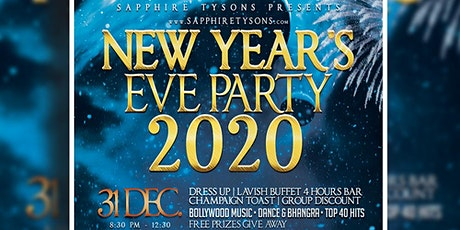 NEW YEAR'S EVE PARTY - WELCOME 2020 ! tickets