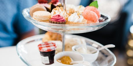 High tea for TWO tickets