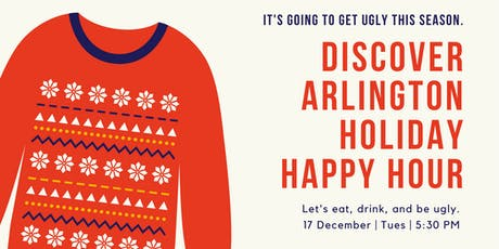 Discover Arlington Holiday Happy Hour tickets
