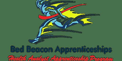 Bed Beacon Public Health Data Analytics Apprenticeship Info Session