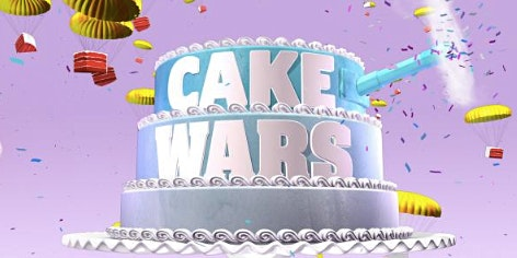 Session 3 Cake Wars! With Ms. Murphy + Ms. Boulay Grades 2-4 Thursdays 90 min class