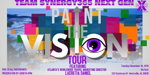 Paint YOUR 2020 Vision