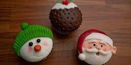 Parent & Child Cupcake Decoration Class - Christmas Eve EVE! tickets