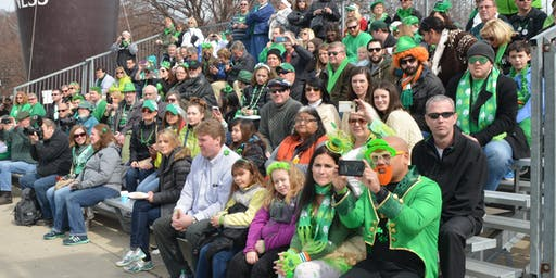 2020 Chicago St. Patrick's Day Parade - Individual Sponsorship for Grandstand Seating