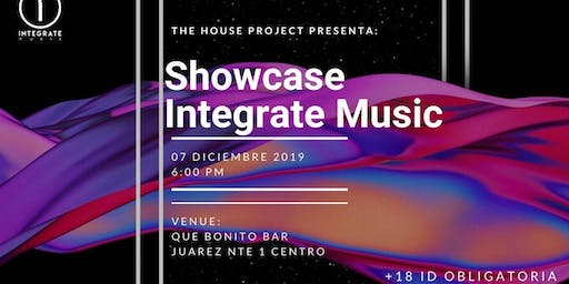 Integrate MUSIC SHOW CASE