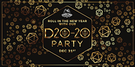 New Year's Eve D20-20 Party tickets
