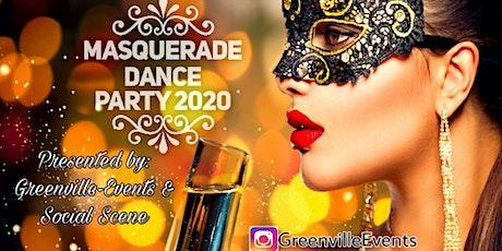 Masquerade Dance Party 2020 tickets