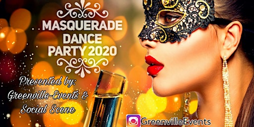 Masquerade Dance Party 2020