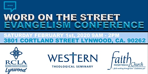 """Word On The Street"" Evangelism Conference"