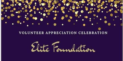 Volunteer Appreciation Sparkle Brunch