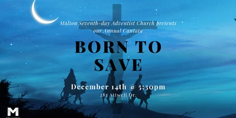 Born to Save:  A Christmas Musical tickets