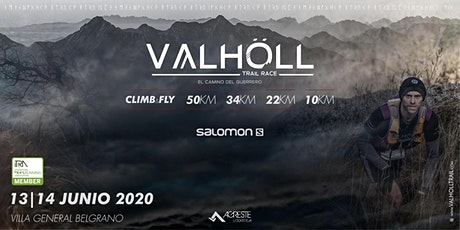 VALHOLL TRAIL RACE 2020 entradas