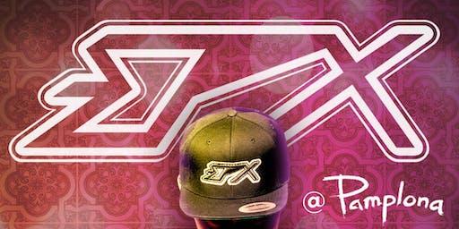 DJ EPX at Pamplona VA