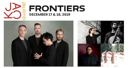 JACK Frontiers  tickets