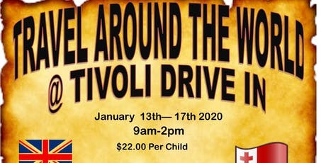 Around the World @ Tivoli Drive In tickets