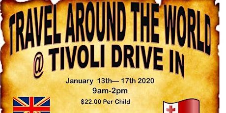 Around the World @ Tivoli Drive In tickets