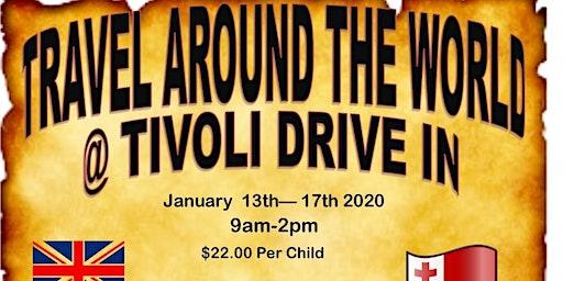Around the World @ Tivoli Drive In