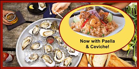 Petaluma Oyster Fest 2020-21 tickets