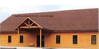 Log Cabin Church Craft Show
