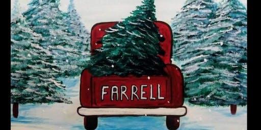 The Spirit of Christmas Paint Night