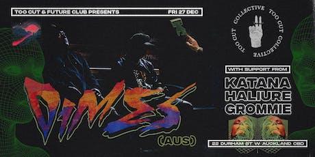 Too Cut & Future Present: DIMES (AUS) tickets