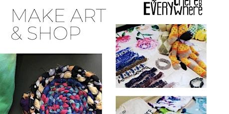 Make Art & Holiday Shop tickets