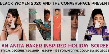 Anita Baker Inspired Holiday Soiree tickets